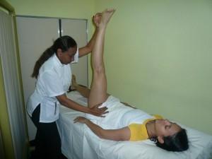 Paciente Osteopatia Acortamiento Isquiotibial