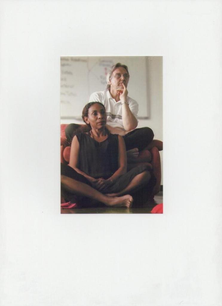 Sifu Soledad Yriza y Sifu Jose Kutos