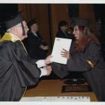 Entrega de Diplomas de Expertos Universitarios de la Universidad Santiago de Compostela