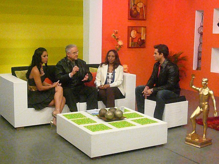 Entrevista Sifu Soledad Yriza en Programa Un Momento Diferente_Canal i